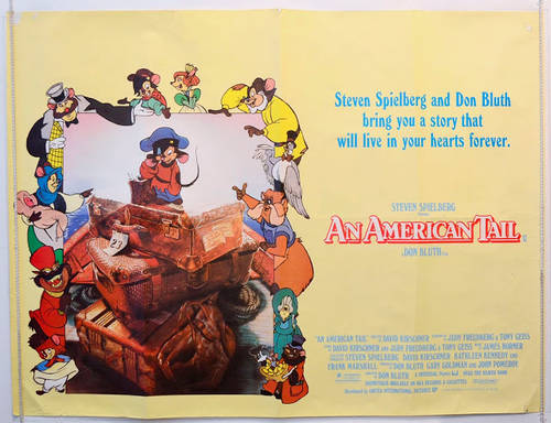An American Tail [Movie]