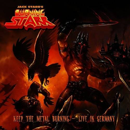 Keep The Metal Burning - Live In Germany