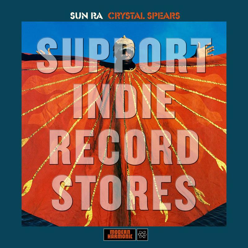 Sun Ra Crystal Spears