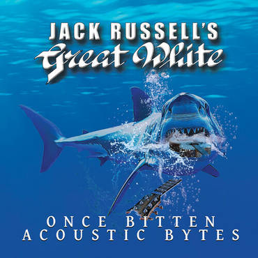 Once Bitten Acoustic Bytes [Limited Edition Blue & White LP]