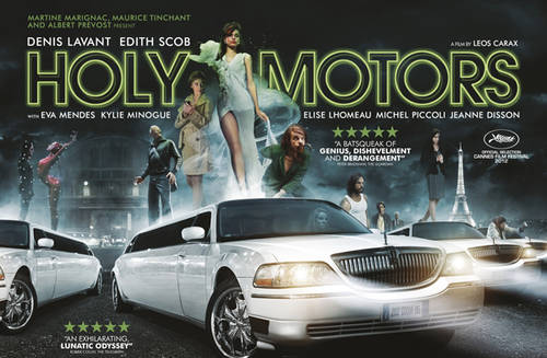 Holy Motors [Movie]