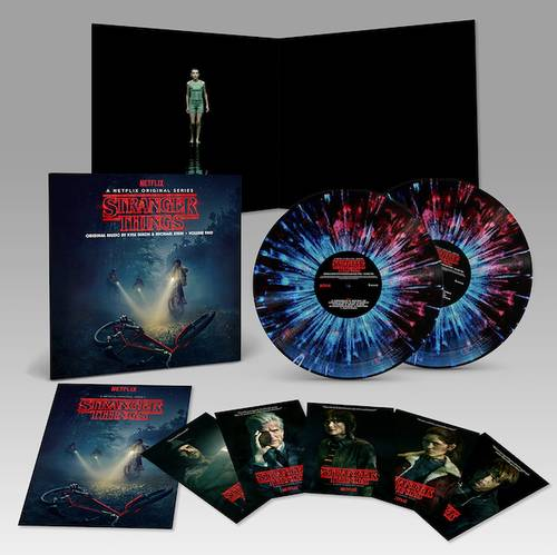 Stranger Things Soundtrack Vol.2 [Deluxe Edition Vinyl]