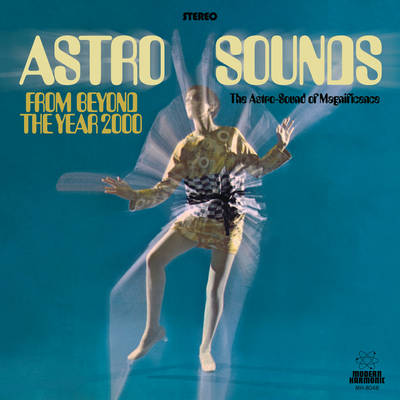 Jerry Cole - The Astro-Sound From Beyond The Year 2000