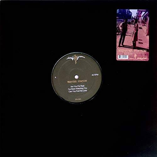 Webster Station EP [Vinyl]