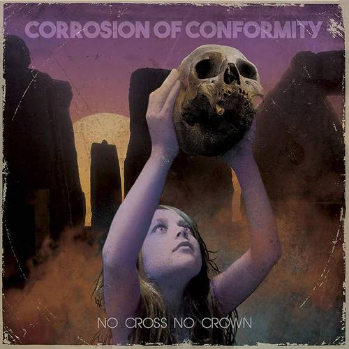 No Cross No Crown [Import LP]