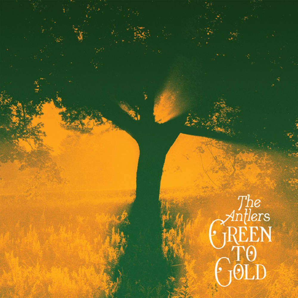 The Antlers - Green to Gold (IEX) (Opaque Tan Vinyl)