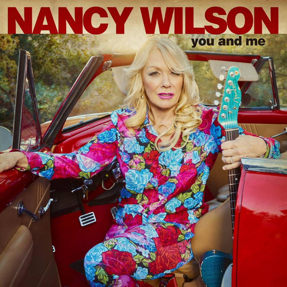 Nancy Wilson - You And Me