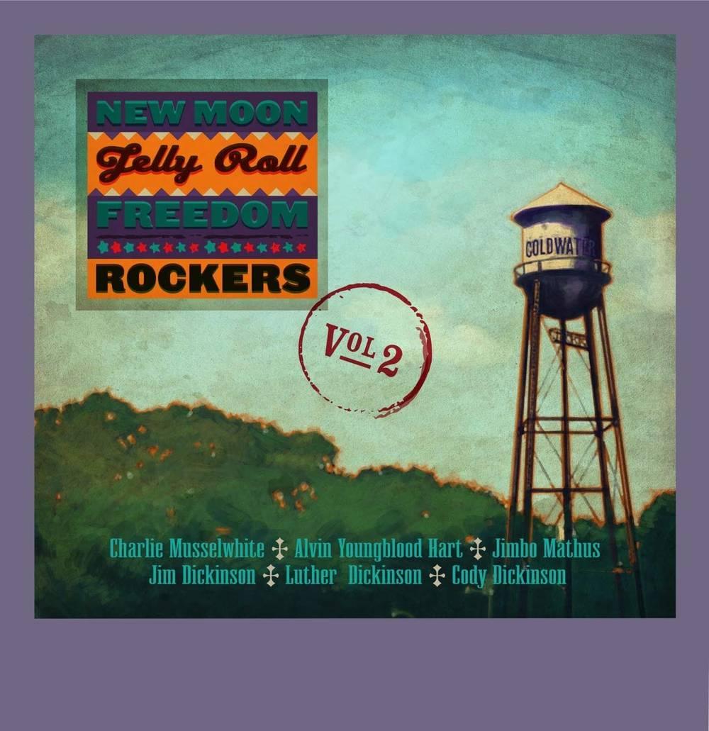 New Moon Jelly Roll Freedom Rockers - Vol 2