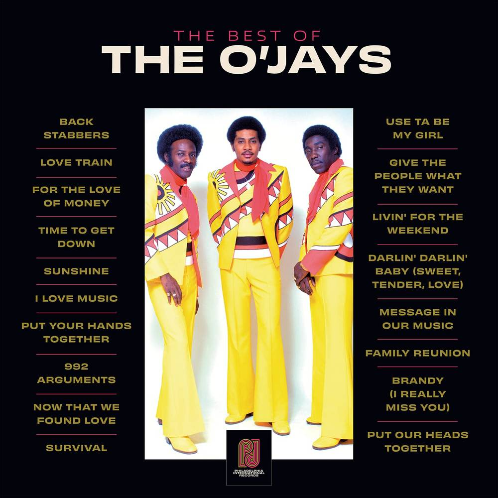 O'Jays - The Best Of The O'Jays [LP]