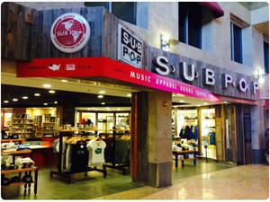 Sub Pop SeaTac