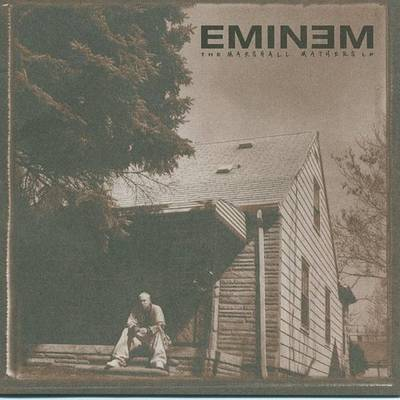 Eminem - The Marshall Mathers LP [Clean]