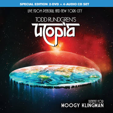 Benefit For Moogy Klingman [Limited Edition 4CD/2DVD Box Set]