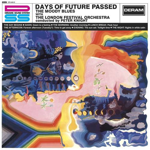 Days Of Future Passed: Remastered [LP]