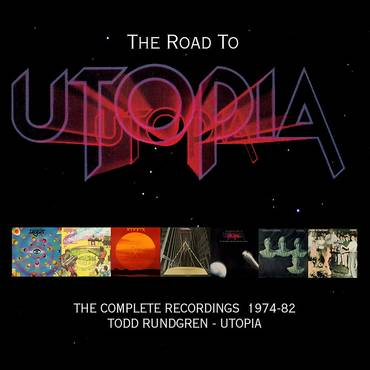 The Road To Utopia – The Complete Recordings 1974-82 (Original Recording Masters/Limited Edition)