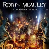 Robin Mcauley - Standing On The Edge [Limited Edition LP]