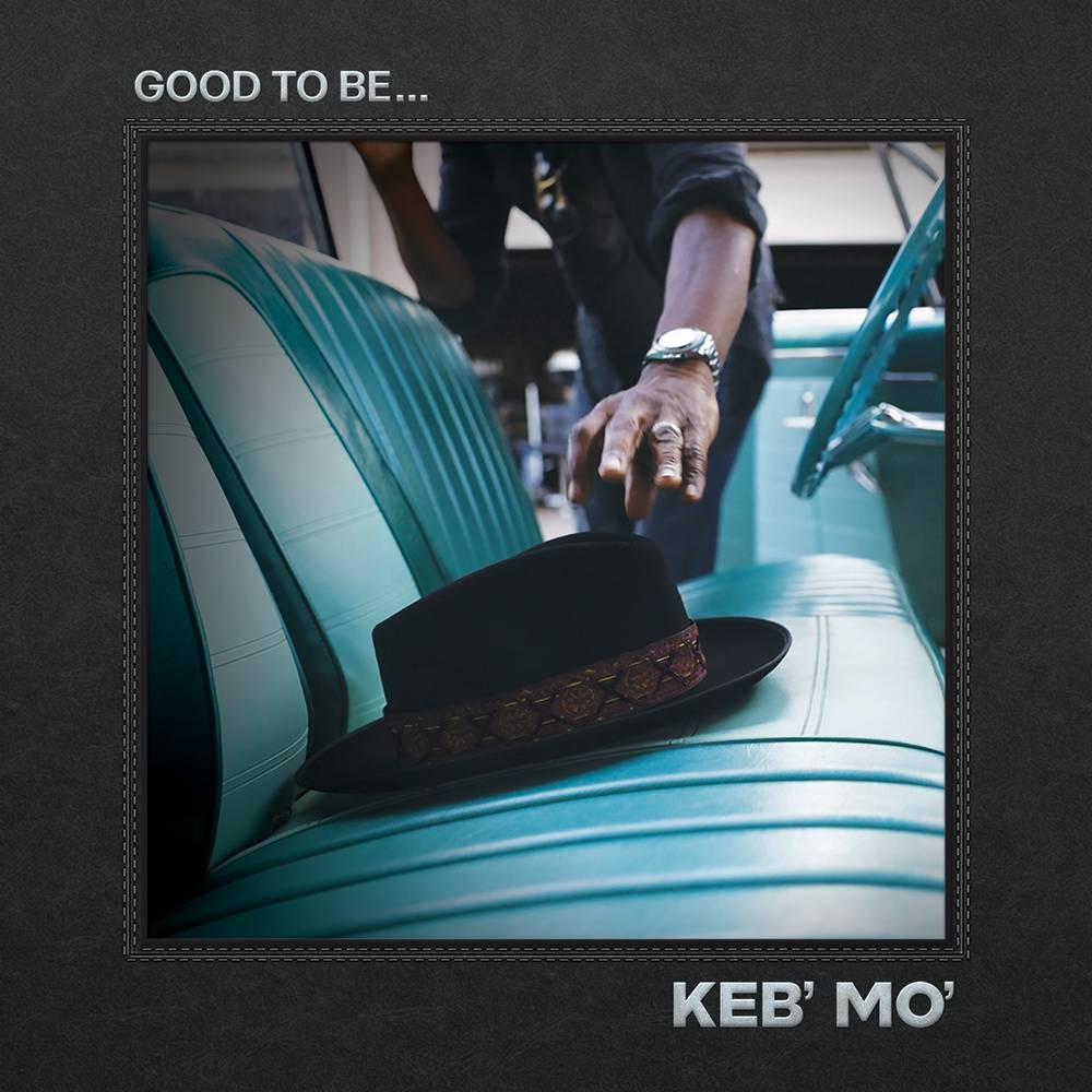 Keb' Mo' - Good To Be... [Indie Exclusive Limited Edition '62 Chevy Red 2LP]