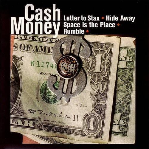 Cash Money Letter To Stax