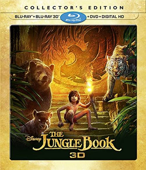 The Jungle Book [Live Action Collector's Edition]