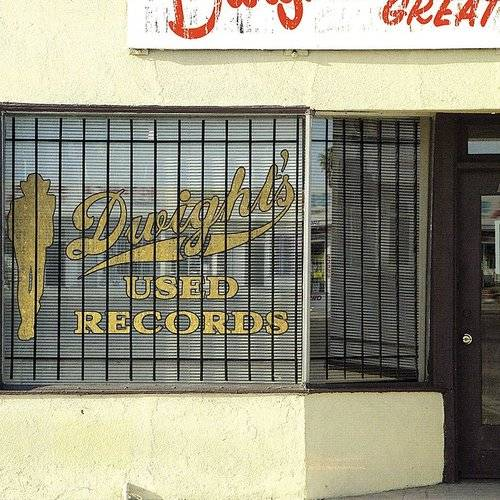 Dwight's Used Records (Gol) (Ltd)