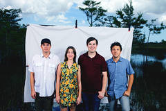 Win Tickets To Surfer Blood At Barboza!