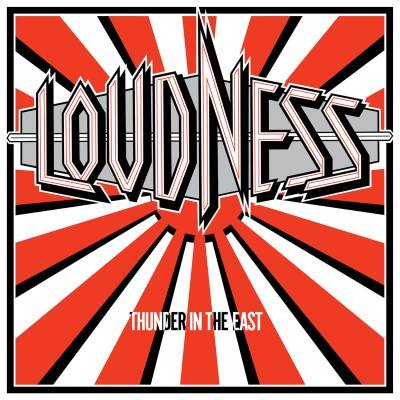 Loudness - Thunder In The East [Rocktober 2017 Limited Edition Red LP]
