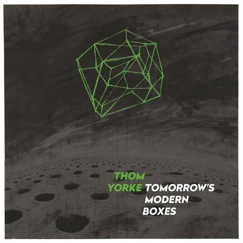 Tomorrow's Modern Boxes [White LP]