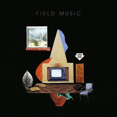Field Music - Open Here [Indie Excluaive Limited Edition Transparent LP]