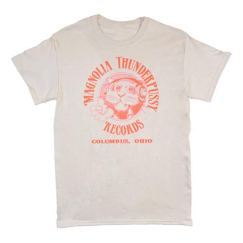 Magnolia Thunderpussy - Cream Short Sleeve (S)