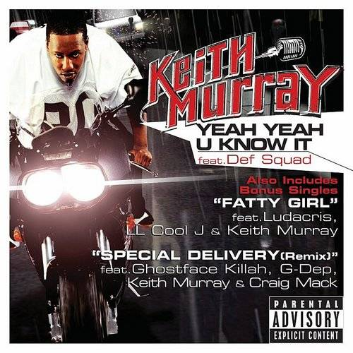 Yeah Yeah U Know It/Fatty Girl/Special Delivery [US CD5] [Single] [PA]