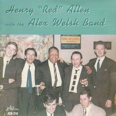 Henry Red Allen With The Alex