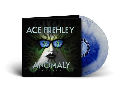 Anomaly: Deluxe [Reflex Blue/Clear Starburst 2LP]