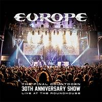 Europe - The Final Countdown 30th Anniversary Show (Live At The Roundhouse) [LP Box Set]