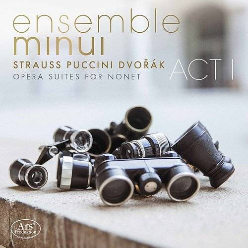 Opera Suites For Nonet (Hybr)