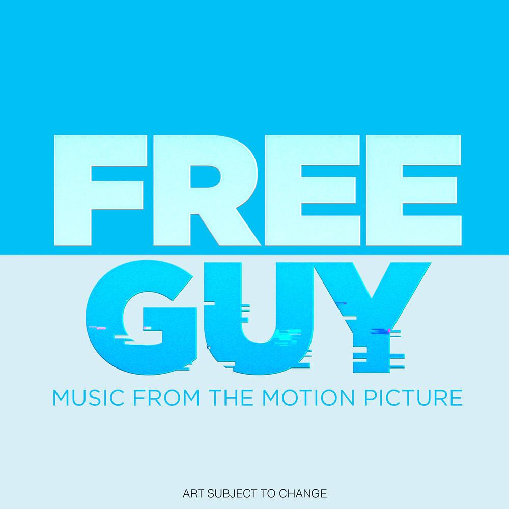 Various Artists - Free Guy (Original Motion Picture Soundtrack) [Orange LP]