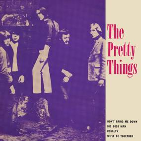 The Pretty Things EP