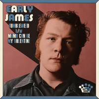 Early James - Tumbleweed b/w Mama Can Be My Valentine [Indie Exclusive Limited Edition 7in Single]