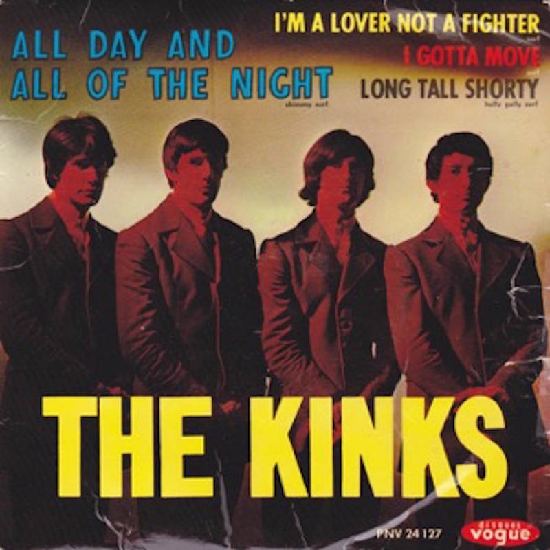The Kinks All Day And All Of The Night