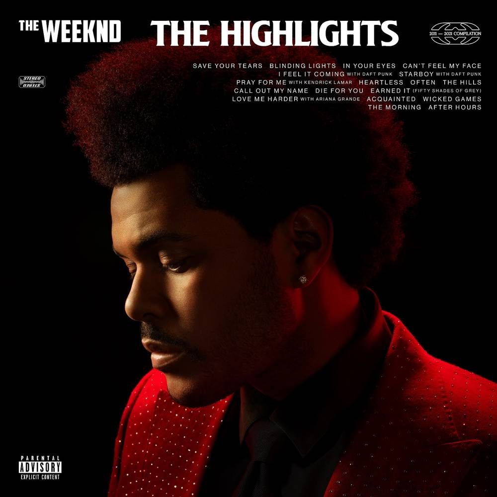 The Weeknd - The Highlights [LP]