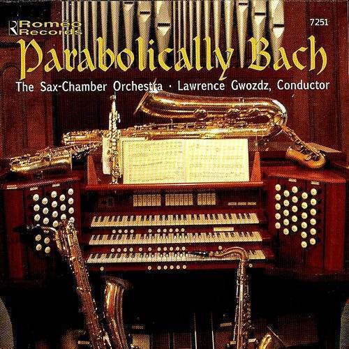 Parabolically Bach