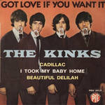The Kinks - Got Love If You Want It