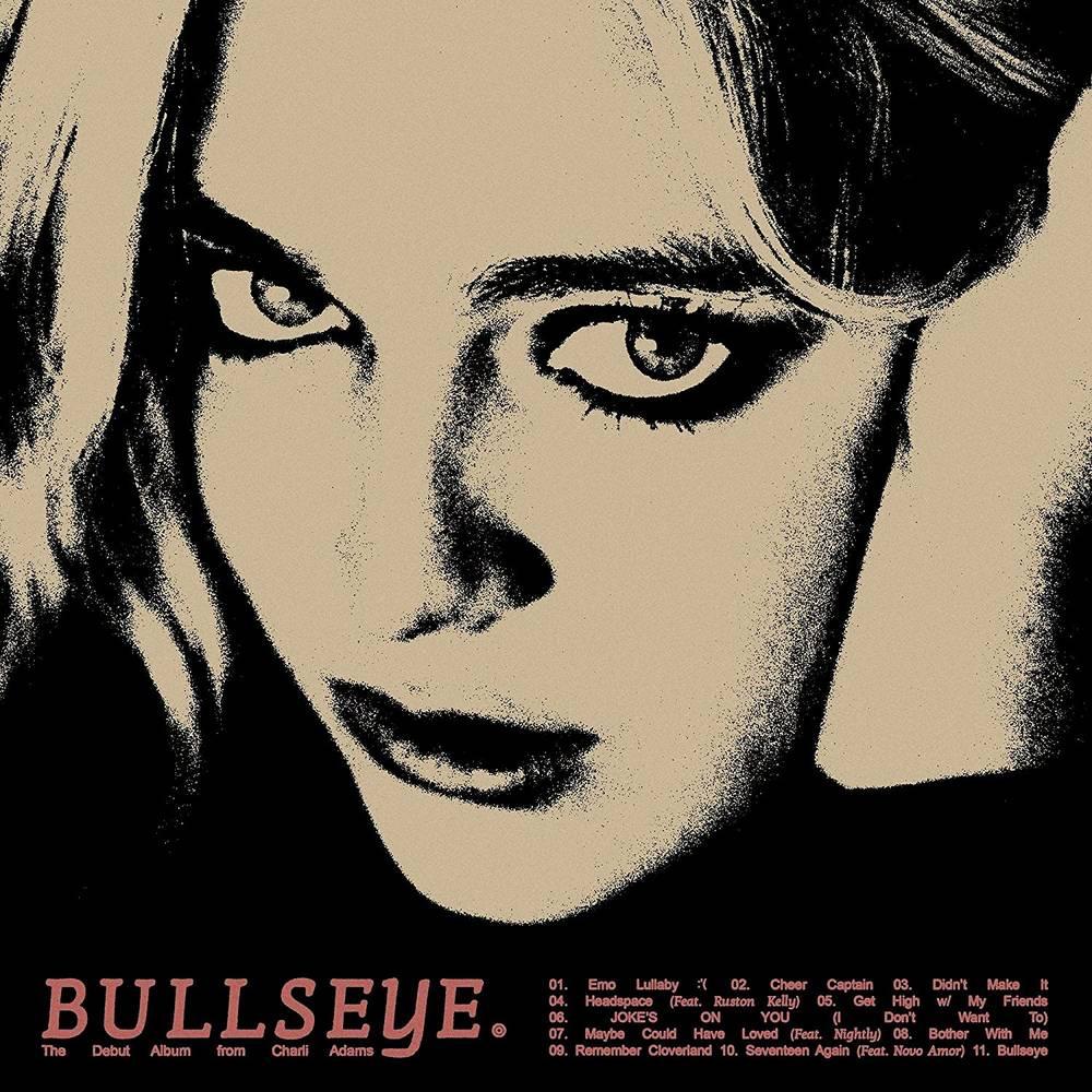 Charli Adams - Bullseye [Bone Color LP]