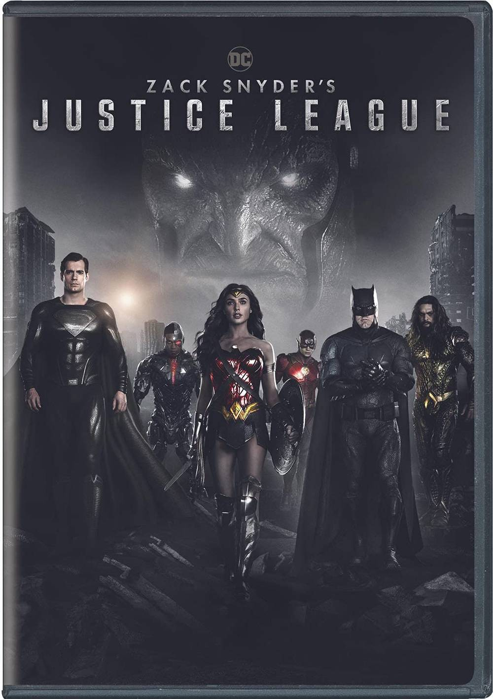 Justice League [Movie] - Zack Snyder's Justice League