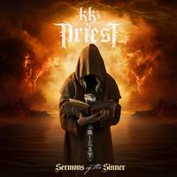 KK's Priest - Sermons Of The Sinner [Indie Exclusive Limited Edition Red LP]