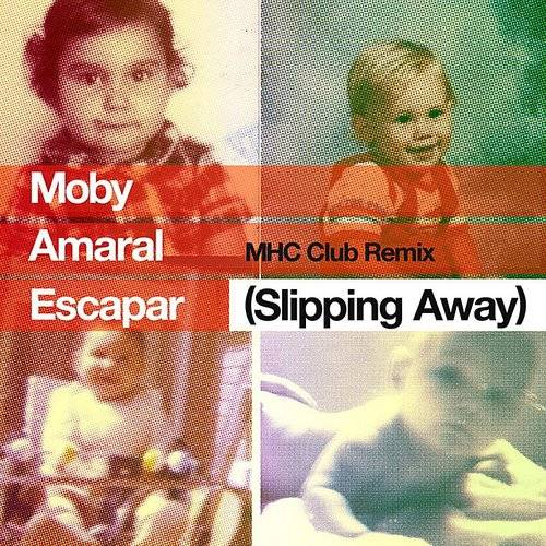 Escapar (Slipping Away) [Feat. Amaral] [Mhc Club Remix]