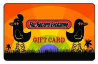 The Record Exchange - Gift Certificate ($1 - ANY AMOUNT EDIT QTY)