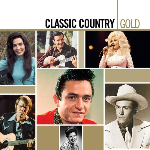 Classic Country Gold [LP]