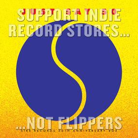 Just Say 50: Sire Records 50th Anniversary Box Set