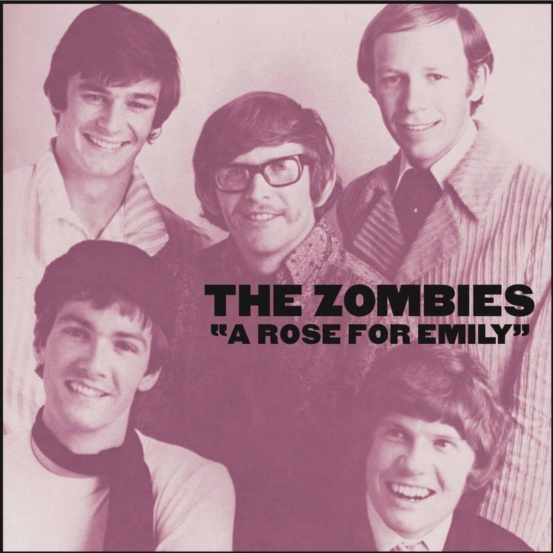 "The Zombies ""A Rose For Emily"" ""This Will Be Our Year"""