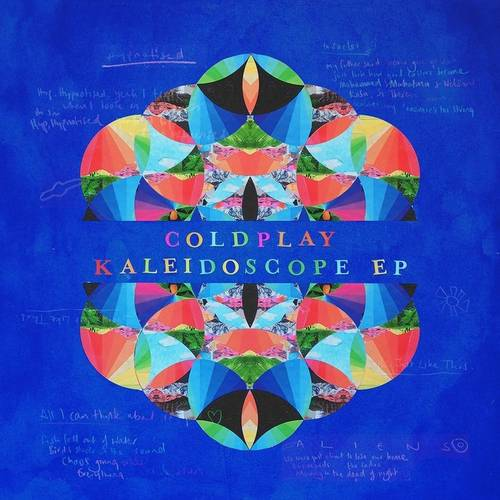 Kaleidoscope EP [Light Blue Vinyl]