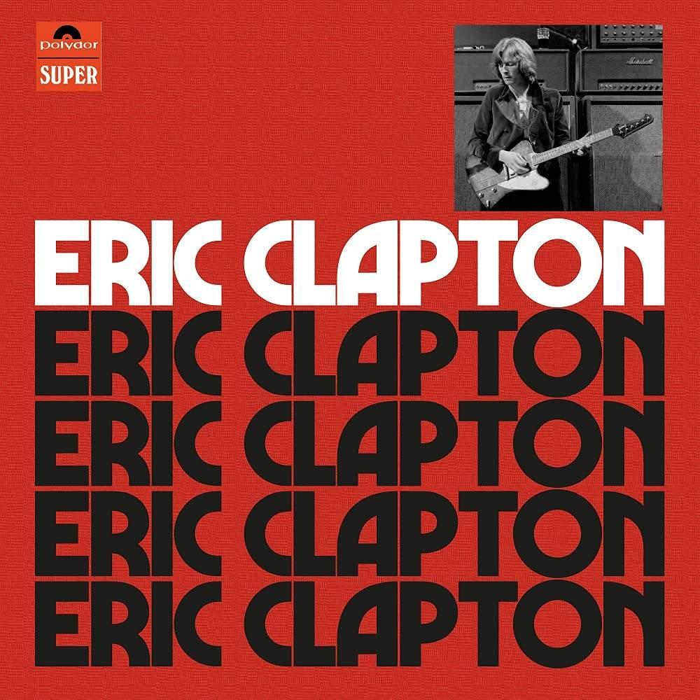 Eric Clapton - Eric Clapton (Anniversary Deluxe Edition) (4 x SHM-CD) [Import]